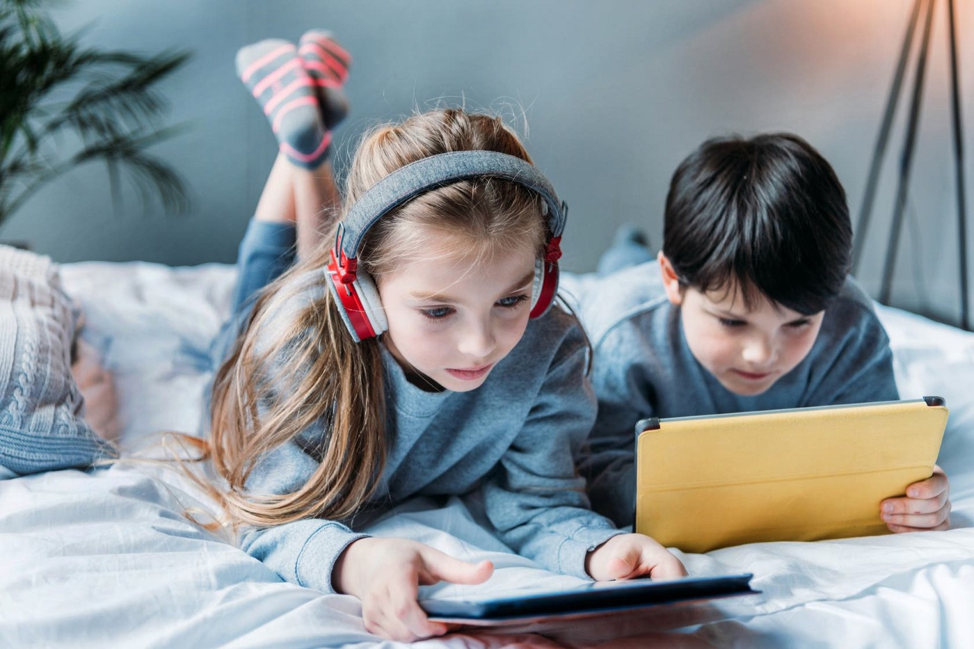 How can I manage my child's screen time?